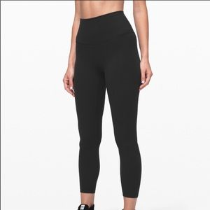 "Lululemon Align Pant ll 25"" Black Size 2"